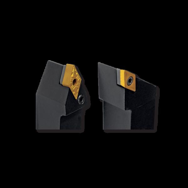 Suporți cu plăcuțe din carburi metalice pentru strunjire interioară